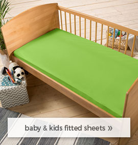 baby & kids fitted sheets